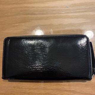 マーガレットハウエル(MARGARET HOWELL)のマーガレットハウエル ラウンドファスナー長財布(財布)