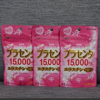 マルマン(Maruman)のマルマン プラセンタ エラスチン 3袋セット(その他)