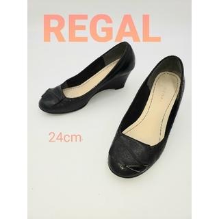 REGAL - REGAL パンプス 黒