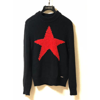 DIESEL - 【DIESEL】ロゴ有 BIG STAR KNIT