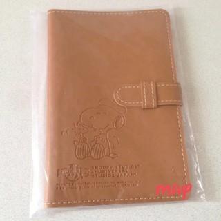 スヌーピー(SNOOPY)の新品☆スヌーピー*保険証・年金手帳ケース(その他)