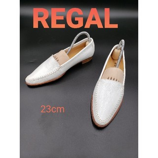 REGAL - REGAL ローファー ホワイト