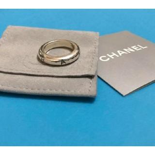 CHANEL - CHANEL シャネル シルバー 925 リング