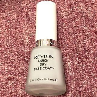 レブロン(REVLON)のレブロン ベースコート 廃盤品(ネイルトップコート/ベースコート)