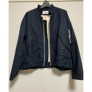 SUNSEA - ANITYA flight jacket アニティア フライトジャケット