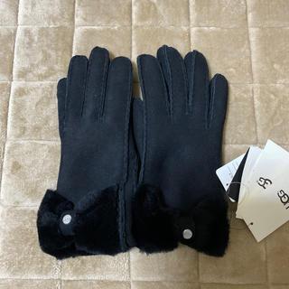 UGG - UGG ★ アグ 新品 手袋 グローブ 黒