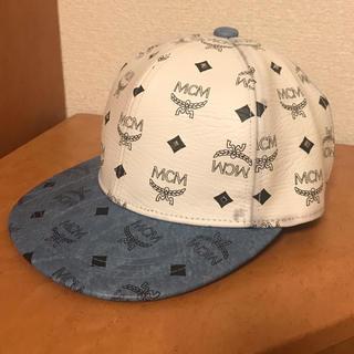エムシーエム(MCM)のMCM CAP(キャップ)