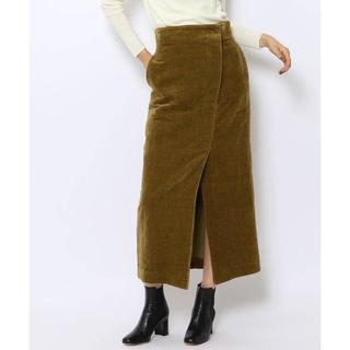 トゥモローランド(TOMORROWLAND)の『トゥモローランド』定価2.8万 ロングタイトスカート(ロングスカート)
