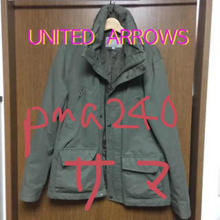 ユナイテッドアローズ(UNITED ARROWS)のunited arrows ブルゾン Mサイズ(ブルゾン)