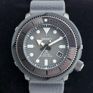 セイコー(SEIKO)のUS限定 新品セイコー プロスペックス ストリート ソーラーダイバーズ ツナ缶(腕時計(アナログ))