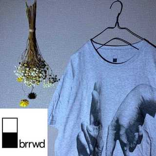 美品 ビッグプリント ビッグシルエット ストリート 90's Tシャツ(Tシャツ/カットソー(半袖/袖なし))