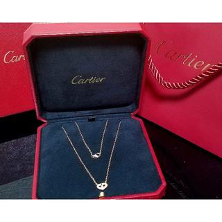 Cartier - カルティエ Cハートダイヤ シンボル ネックレス