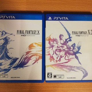 PlayStation Vita - ファイナルファンタジー10 10-2 vita