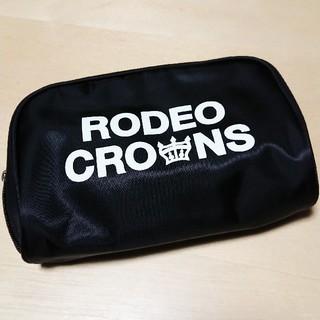 ロデオクラウンズ(RODEO CROWNS)のRODEO CROWNS✩.*˚ ポーチ 新品未使用(ポーチ)