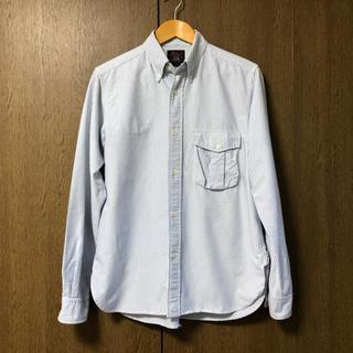 エンジニアードガーメンツ(Engineered Garments)の◆名作◆Woolrich Woolen mills/ウールリッチウーレンミルズ (シャツ)