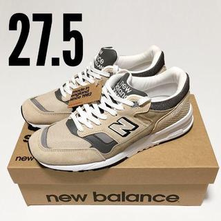 ニューバランス(New Balance)の27.5cm New Balance M1530  ベージュ 30周年モデル(スニーカー)