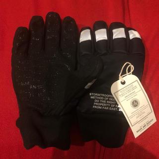ネイバーフッド(NEIGHBORHOOD)のrough and rugged ラフアンドラゲッド グローブ 手袋(手袋)
