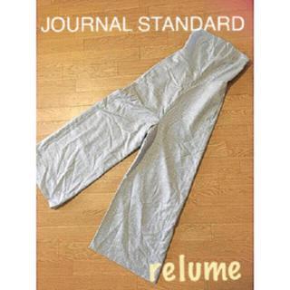 ジャーナルスタンダード(JOURNAL STANDARD)のジャーナルスタンダードのサロペット!(サロペット/オーバーオール)