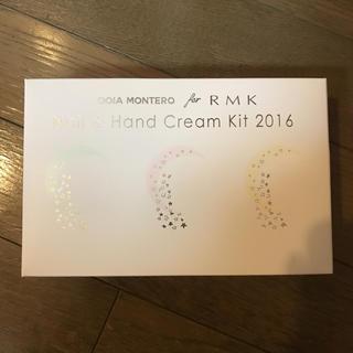 アールエムケー(RMK)のRMK 2016年限定セット ハンドクリーム(ハンドクリーム)