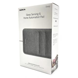 ノキア スリープ センシング WSM02-ALL-JP スマート 睡眠 パッド