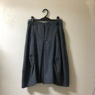 ズッカ(ZUCCa)のZUCCa ウール スカート(ひざ丈スカート)