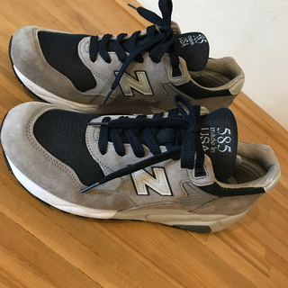 ニューバランス(New Balance)の【28cm・良品】ニューバランス M585GR 【U.S.A】 【Dワイズ】 (スニーカー)