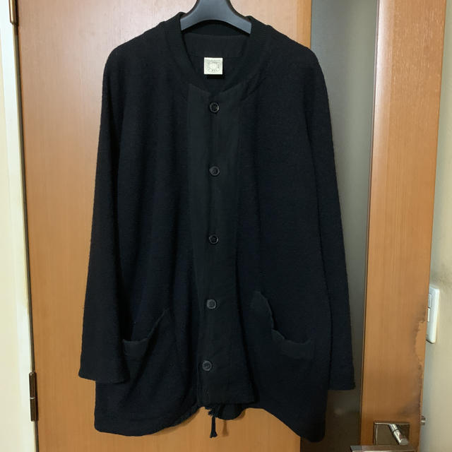 Paul Harnden(ポールハーデン)の希少 定価8万円『JAN JAN VAN ESSCHE』 ウールブルゾン メンズのジャケット/アウター(ブルゾン)の商品写真