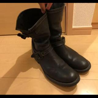 イサムカタヤマバックラッシュ(ISAMUKATAYAMA BACKLASH)のBACKLUSH ブーツ(ブーツ)