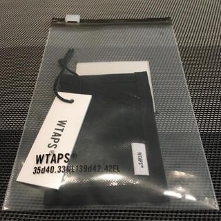 W)taps - w)taps CARD CASE.POLY