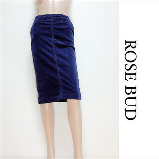 ROSE BUD - ROSE BUD コーデュロイ ひざ丈 スカート♡ビームス ザラ マウジー