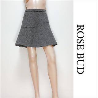 ROSE BUD - ROSE BUD フレア スカート♡アプワイザーリッシェ シップス snidel