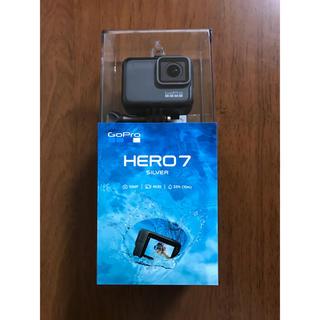 GoPro - 【新品未開封】GoPro HERO7 SILVER