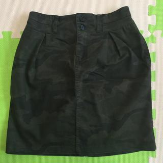 レトロガール(RETRO GIRL)のRETRO GIRL 迷彩スカート(ひざ丈スカート)