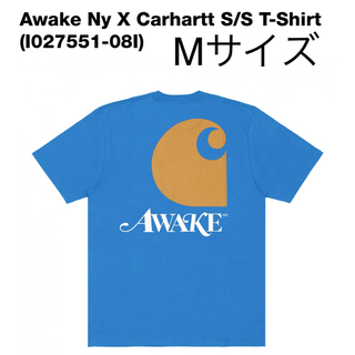 アウェイク(AWAKE)のAwake NY x Carhartt Work in Progress(Tシャツ/カットソー(半袖/袖なし))