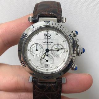 Cartier - パシャ クロノ 38ミリ