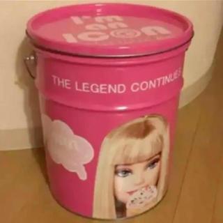 バービー(Barbie)のレア バービー缶 スツール バービー (その他)