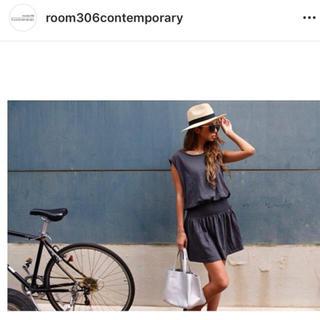 ルームサンマルロクコンテンポラリー(room306 CONTEMPORARY)のroom306 ワンピ(ひざ丈ワンピース)