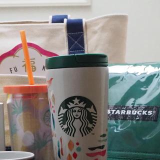 スターバックスコーヒー(Starbucks Coffee)のスターバックス4点セット 未使用品(タンブラー)