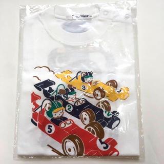 familiar - 新品 ファミリア Tシャツ (半袖) 90 ㎝
