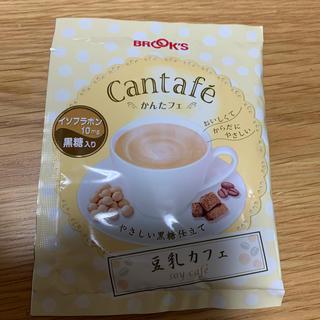 ブルックス(Brooks)のブルックス豆乳カフェ 11袋(コーヒー)