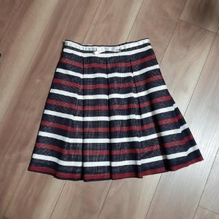 ミッシュマッシュ(MISCH MASCH)のAラインスカート(ひざ丈スカート)
