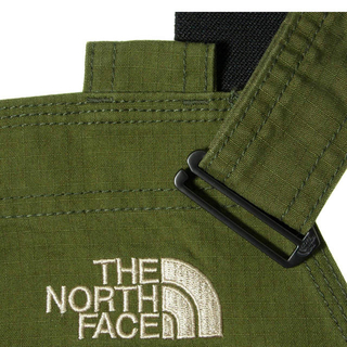 ザノースフェイス(THE NORTH FACE)のTHE NORTH FACE ノースフェイス オーバーオール ファイヤーフライ(サロペット/オーバーオール)
