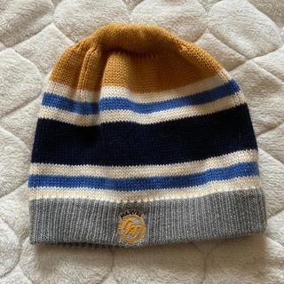 マーベル(MARVEL)のmarvel ニット帽 子どもフリーサイズ(帽子)