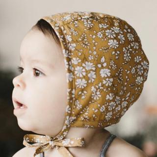 コドモビームス(こどもビームス)のbriar handmade  ボンネット18-24m(帽子)