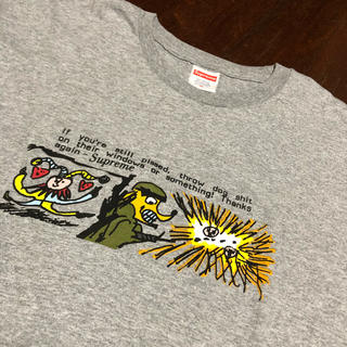 Supreme - supreme tシャツ XLサイズ 未使用