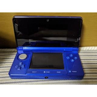 ニンテンドー3DS - 任天堂 3DS 本体 ソフト2点