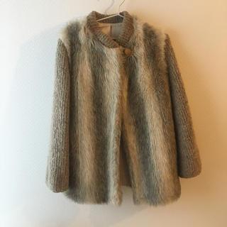 エディットフォールル(EDIT.FOR LULU)のvintage far coat(毛皮/ファーコート)