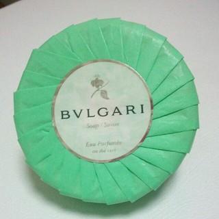 ブルガリ(BVLGARI)のBVLGARI150g  石鹸(ボディソープ / 石鹸)