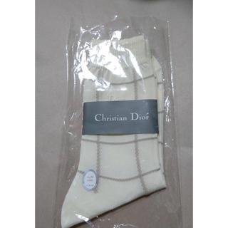 クリスチャンディオール(Christian Dior)のクリスチャンディオール 靴下 23~24cm(ソックス)