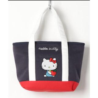 ハローキティ - キティ トートバッグ